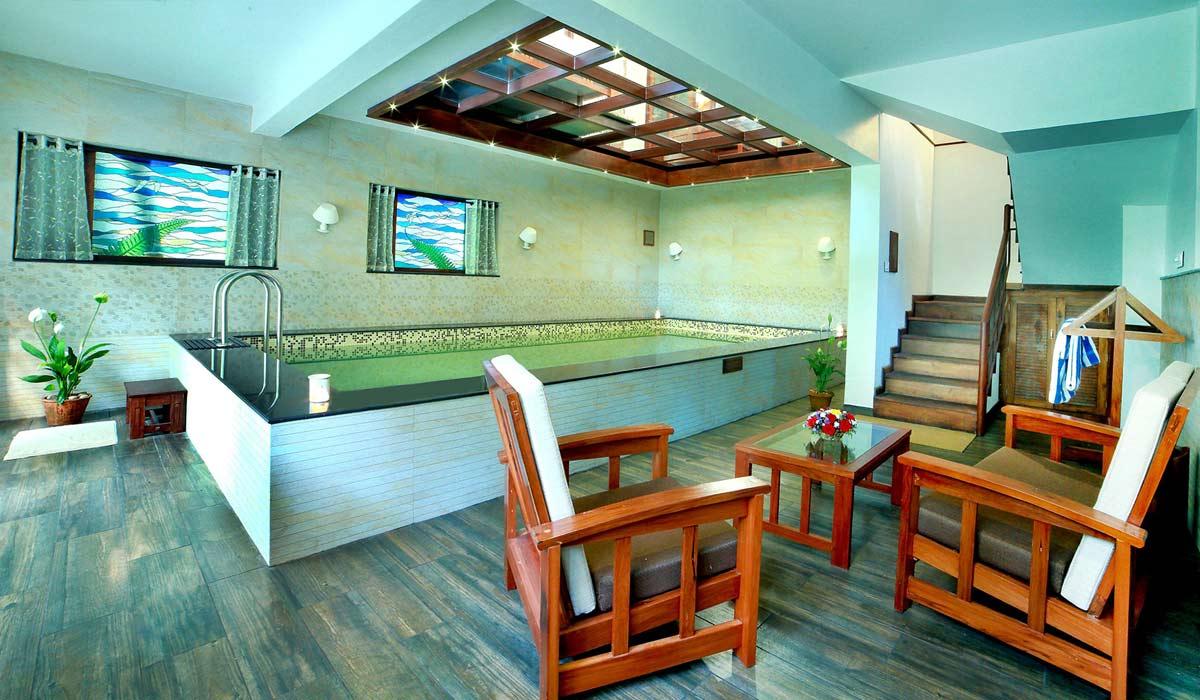 Excellent Vythiri Resort Honeymoon Pool Villa With