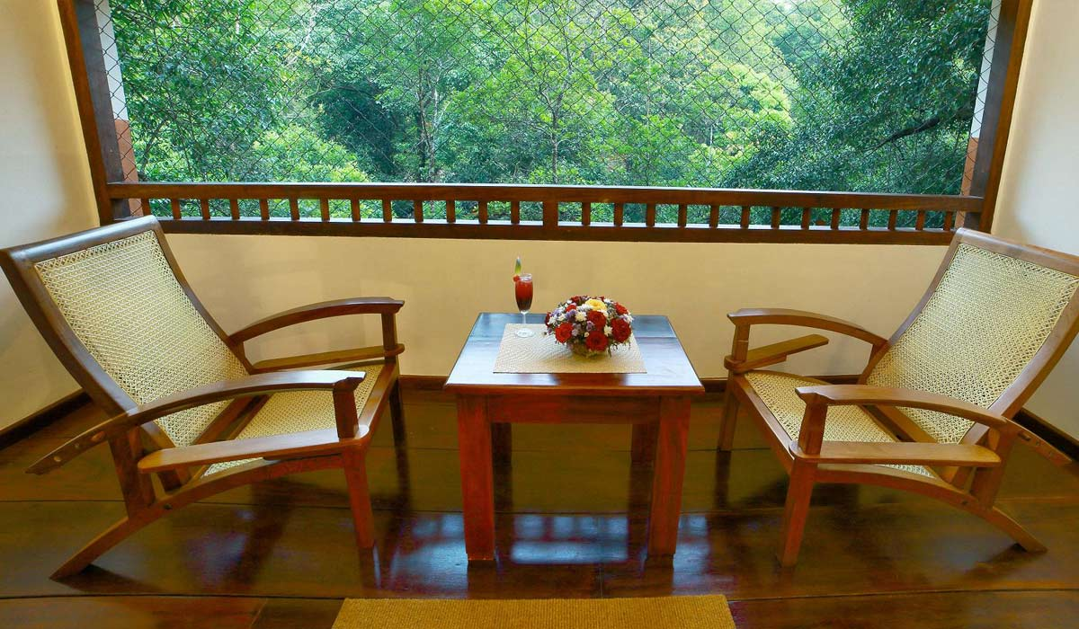 Vythiri Resort - Honeymoon Pool Villa