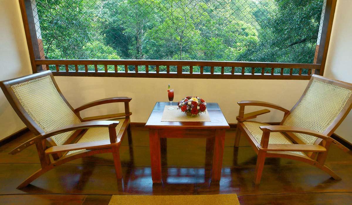 Honeymoon Pool Villa In Wayanad