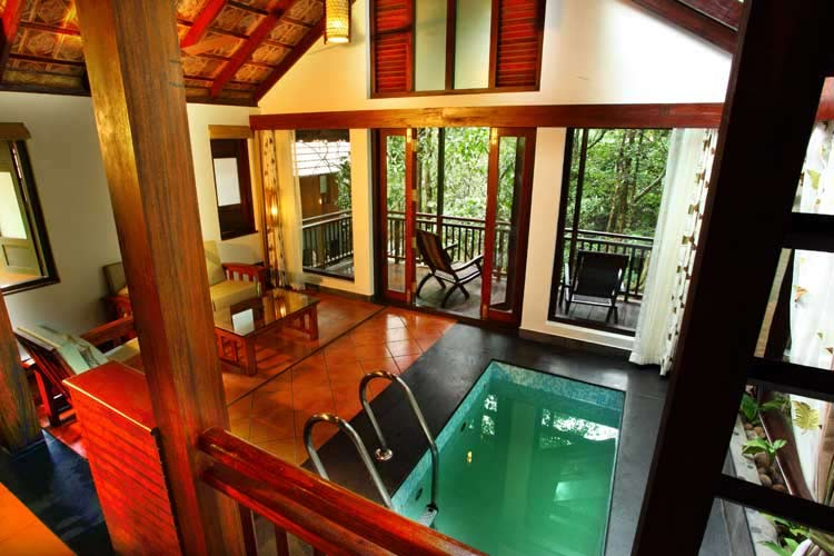 Vythiri Resort -  Honeymoon Villa