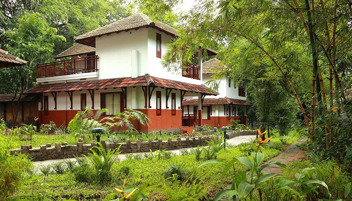 Luxury Jacuzzi Pool Villas Resort Wayanad Kerala India