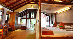 Honeymoon Villa - Vythiri Resort