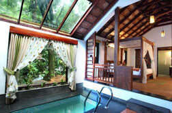 vythiri resorsts - honeymoon villa
